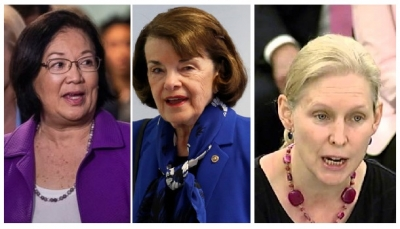 Senators Hirono, Feinstein, and Gillibrand Caught Doing Drugs With 3 Underage Victims