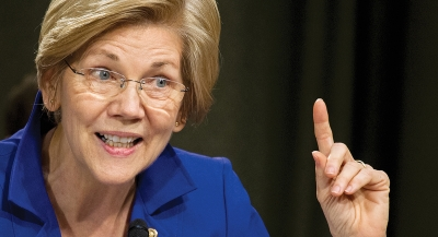 Elizabeth Warren Caught In Double-Speak Pandering