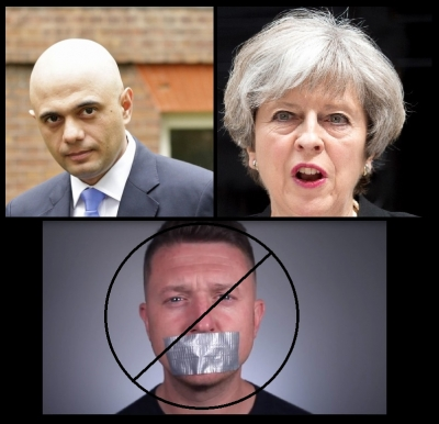 UK Issues Tommy Robinson Death Sentence!