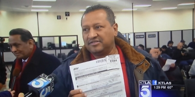 California DMV Improperly Registered Voters, Larger Scandal Expected To Surface!