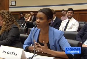 Candace Owens speaks at congressional hearing, detailing the real problems that face black America