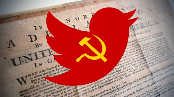 Twitter Bans Journalist for Posting Pic of Founding Document