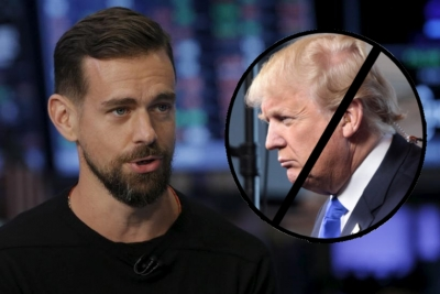 Twitter Threatens To Silence Trump Amid 2018 Campaign Battle