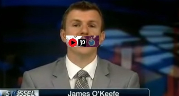 Project Veritas Censored For Exposing Pintrest Malfeasance